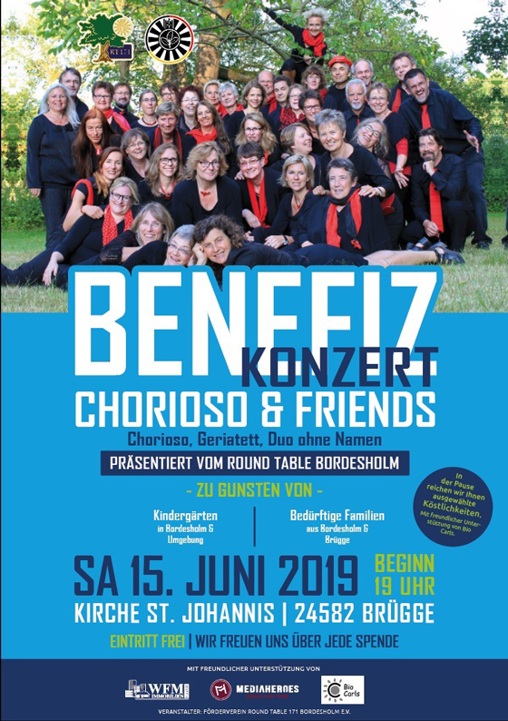 Benefizkonzert in Brügge